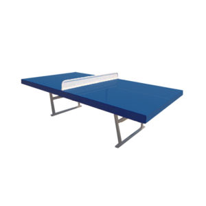 Vandal-proof Ping Pong Table